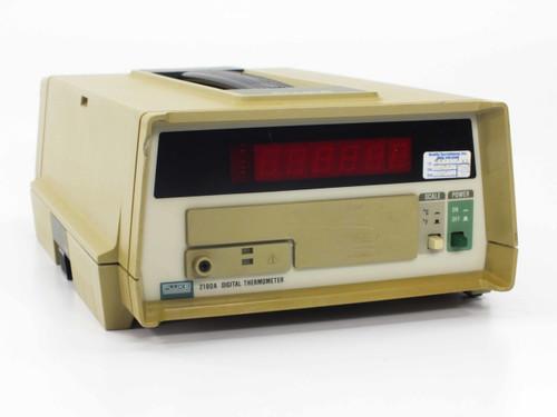 Fluke 2190A  Digital Thermometer