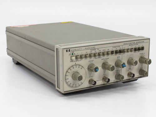 Hewlett Packard 3312A  Function Generator Modulation -AS IS- Won't Power On