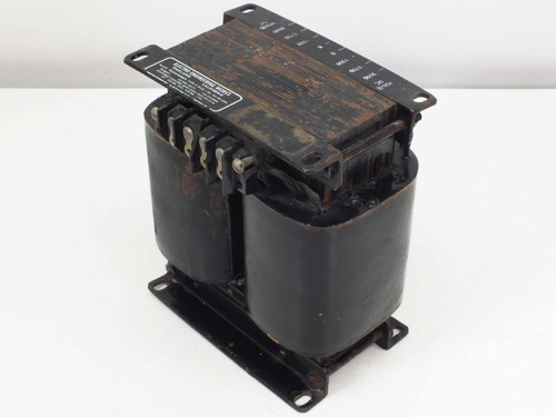 Electro Engineering Works E-5105  Plate Transformer PRI 115/230V 7.8/3.9A SEC 2370-2065-1825 VAC