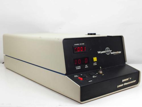 Wyatt Technology Dawn Model F Laser Photometer