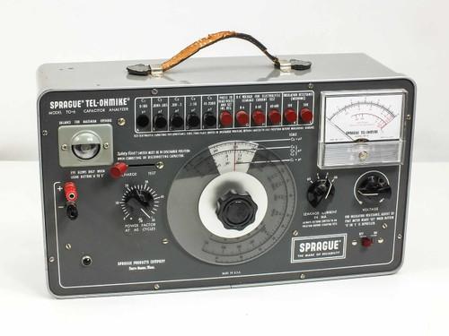 Sprague TO-6  Tel-Ohmike Capacitor Analyzer