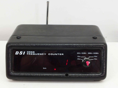 DSI 3550  550MHz Frequency Counter with Antenna