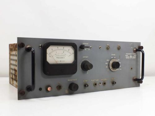 HP Frequency Meter Rack-Mount 4U 500BR