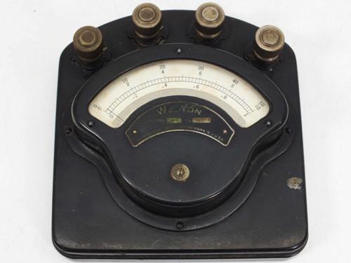 Weston  260 DC Milliamperes Meter Passive 0-50
