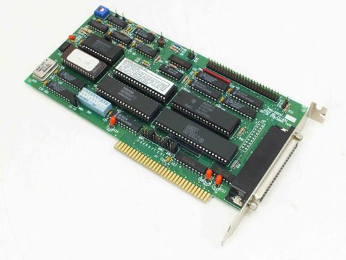 Everex EV-833  PWA-0081H SCSI Tape Controller Card ISA