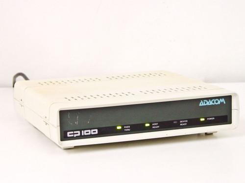 Adacom External Modem pn AF0485 CP-100