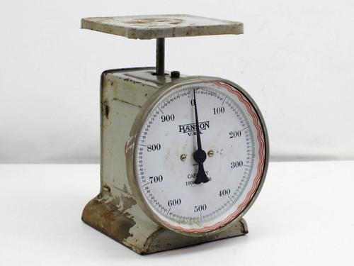 Hanson Brothers 1000 Gram  Scale
