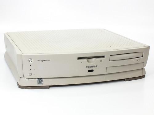 Toshiba Equium 6230D Intel Pentium II 233Mhz Computer