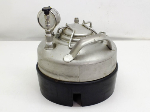 UM Alloy Products 316L  Stainless Steel Pressure Vessel