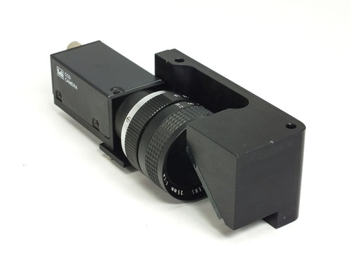 Teli CS8420 CCD Camera DC 12V, 21A with Mirror Mount