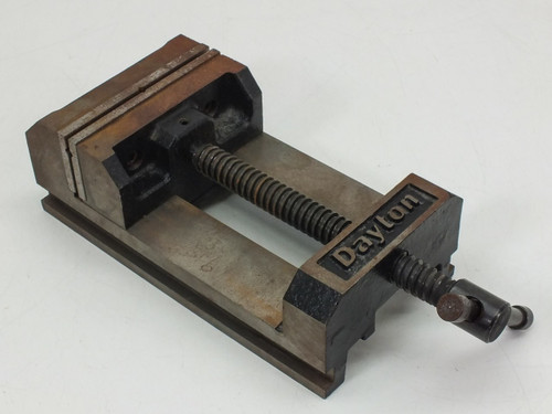 "Dayton Metal  4"" Sliding Vise Press"