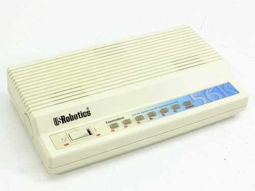 US Robotics 00568903  Sportster 56K V.90 Modem for Macintosh, No AC Adapter