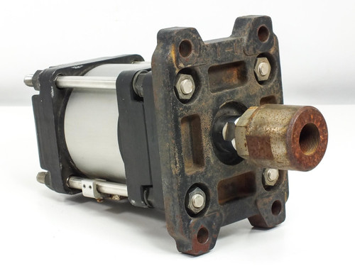 SMC CDA 1FN100-G0547-25  Air Cylinder