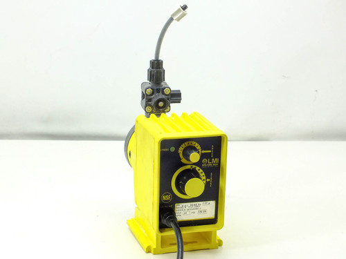 LMI Milton Roy P121-358SI  Electromagnetic Dosing Pump