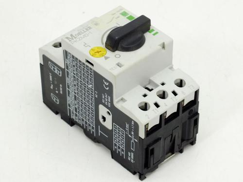 Eaton Moeller PKZM0-1  Manual Motor Protector Circuit Breaker
