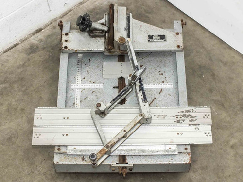 New Hermes Engravograph Engraver Etcher Without Motor  ITF-KII