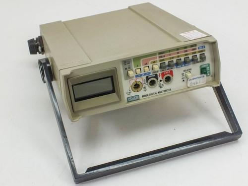 Fluke 8050A  Digital Multimeter - AS-IS DEFECTIVE - Bad Display