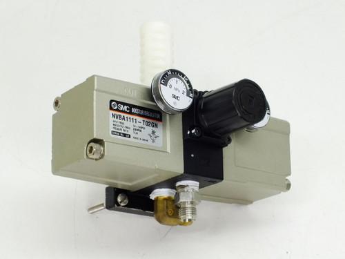 SMC NVBA1111-T02GN  Booster Regulator