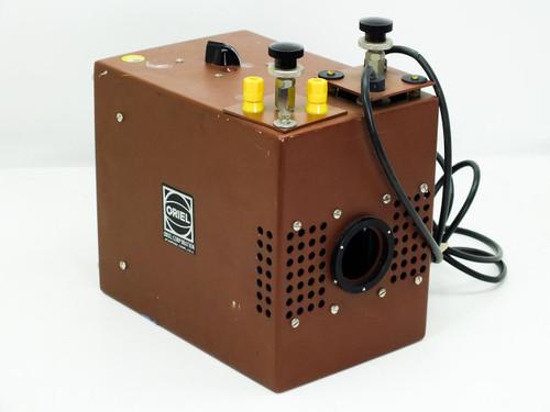 Oriel 200 Watt Arc Lamp with USH-200DP Mercury Hg Bulb 7292