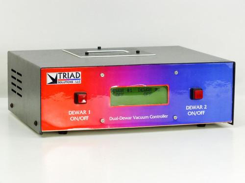 """Triad Solutions 10"""" x 8"""" x 4""""  Dual-Dewar Vacuum Controller"""