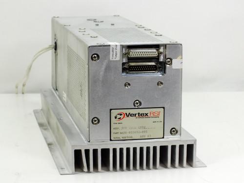 Vertex 30-055651-005 3KW TWTA HVPS