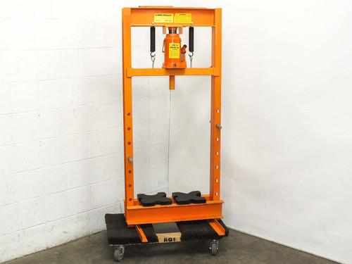 Central Hydraulics 32879  20 Ton Shop Press