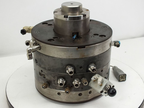 "AWM Mold Tech 15"" x 15"" x 11""  Netstal CD Injection Molder Head"