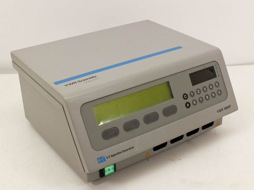 E-C Apparatus VWR 3000P  Programmable Power Supply - Bad Power Switch