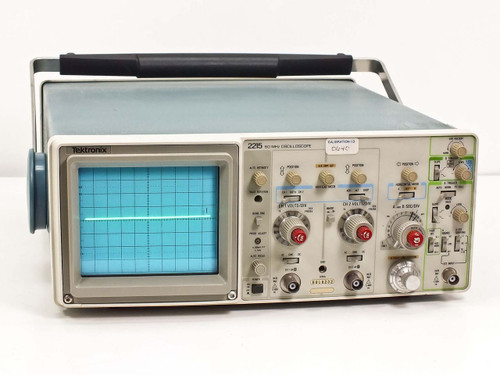 Tektronix 2215  60MHz Oscilloscope