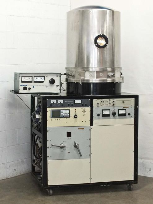Custom Stainless Steel  Large Bell Jar Thermal Evaporator Vacuum Coater