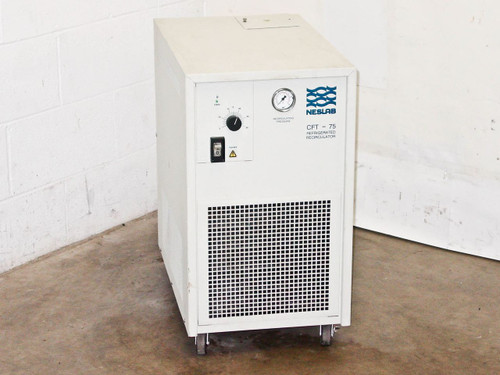 Neslab CFT-75 Refrigerated Recirculator Air Cooled with PD-2 Pump