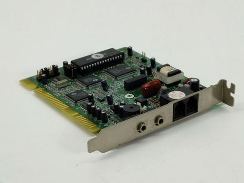 Rockwell V1456VQH-R5  16 Bit ISA Internal Modem - 80-200V23E-2
