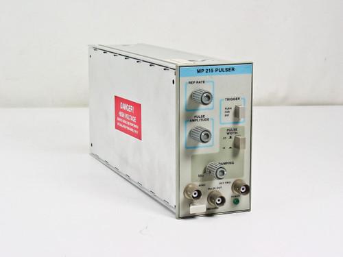 MetroTek MP 215  Pulser
