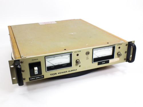 Electronic Measurement TCR SRC DC Power Supply 150VDC 7A (TCR 150S7-1-0386T-OV)