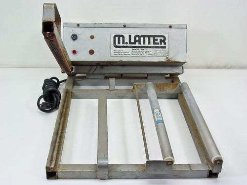 Latter 16  Shrink Wrap Heat Sealer Machine