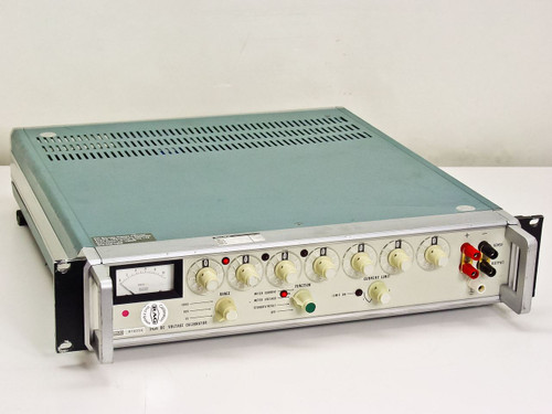 Fluke 343A  D.C. Voltage Calibrator