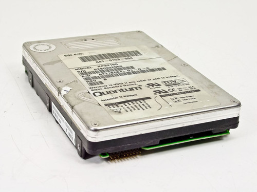 "Quantum  AT21S864   2.1GB 3.5"" LP 50 PIN SCSI XP32150"