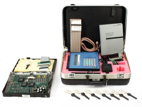 Bell Atlantic MDT  Portable MFM Hard Drive Tester New in Case