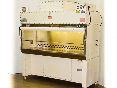 Baker BioGard B60-112  Stainless Steel Fume Hood Biological Safety Cabinet