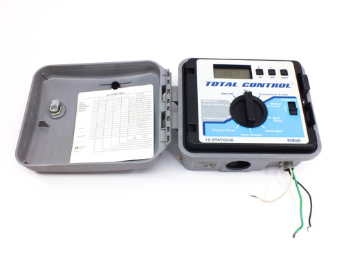JH Hardie Total Control Irritrol 15-Station Controller for Water Timing Systems