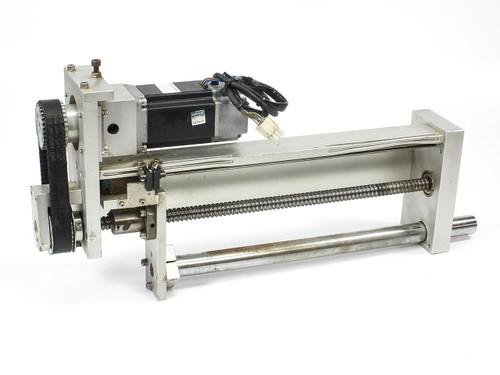 Yaskawa SGML-04AF14 Servo Motor 200V 2.6A 0.53HP 3000rpm w 9 1 Reducer