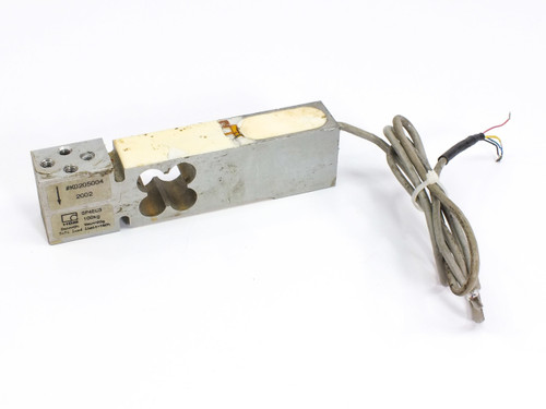 HBM 100 kg Single Point Load Cell -AS-IS Exposed Wire SP4EC3