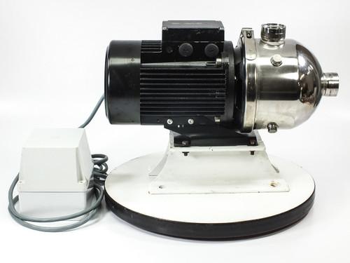 Grundfos Multistage Centrifugal Pump 220 VAC 10.9 Amp CHI 12-20-A-W-G-BQQV