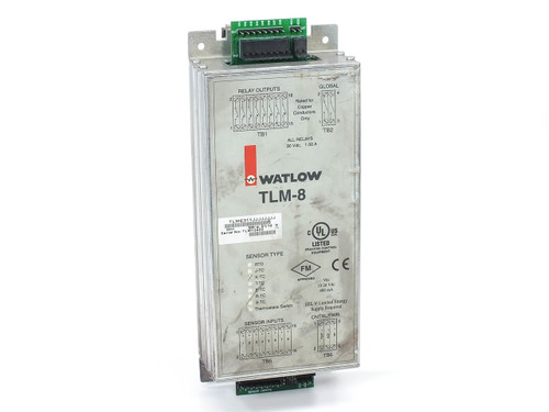 Watlow TLM-8 Thermal Limit Monitor