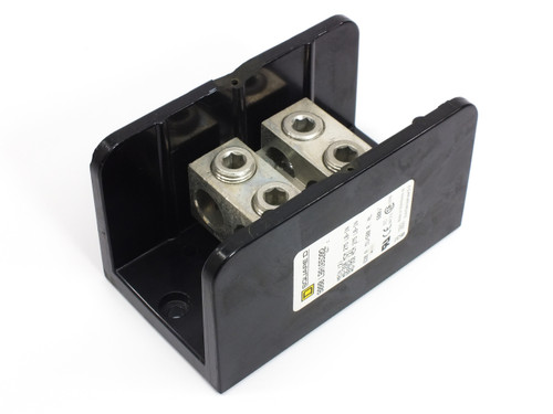 Square D LBA165202 9080 600V~ Power Distribution Block