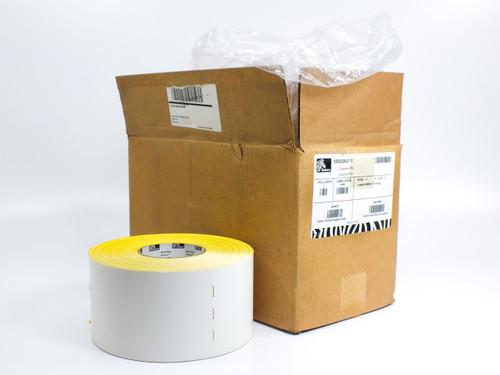 Zebra 10002807-1 Box of 4 Label Printer Rolls