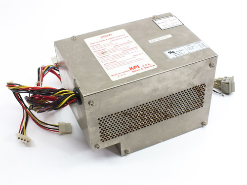 KPI KP25-20TW 250W AT Computer Switching Power Supply - VINTAGE