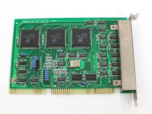 Startech PN4920 6 Port ISA Network Card E128381