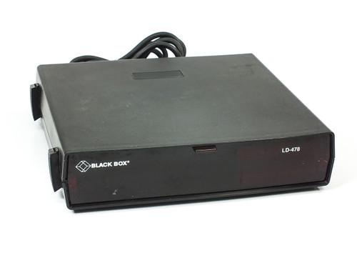 Black Box 150-0528-103 ME728A 8-Port Asychronous Line Driver Multiplexor