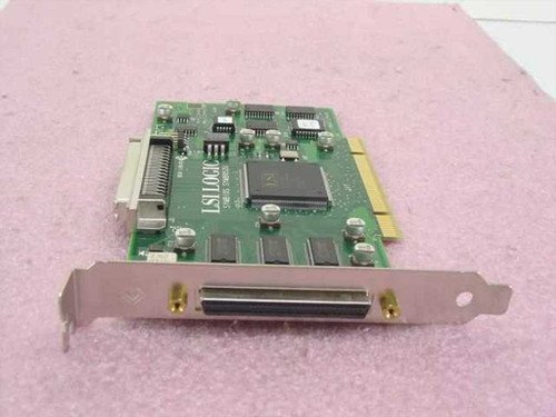 HP LSI Logic Ultra2 Wide SCSI PCI Adapter (SYM8952U)
